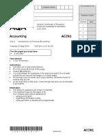 AQA-ACCN1-QP-JUN15
