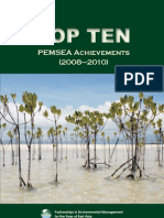 Top 10 PEMSEA Achievements (2008-2010)
