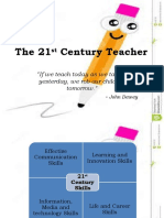 The 21st Century Teacher-sar'zar