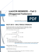 NSCP 2015 (ASD & LRFD) - STEEL DESIGN (Tension Member - part 3 Staggered Fasteners.pdf