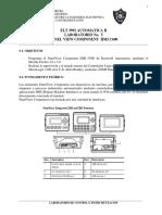 ELT 3992 AUTOMATICA II LABORATORIO No. 5 PANEL VIEW COMPONENT HMI C600