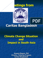 Climate Change Situation in South Asia_Dr. Shelly
