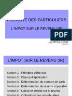 2 - FISCALITE DES PARTICULIERS_IR
