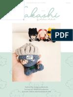 naruto crochet