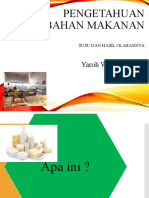 Powerpoint SUSU DAN HASIL OLAHANNYA