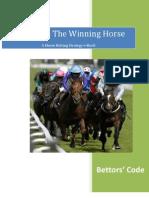 Bettors Code