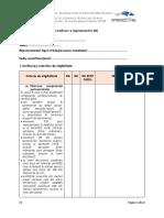 F1 - Formular de Verificarea a Implementarii SDL-revizia-2