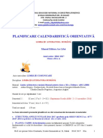 planificare_limba_romana_iiia_geles