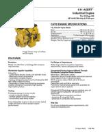 CAT C11 Engine Data Sheet.pdf