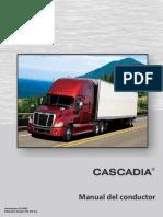 Manual del conductor Cascadia