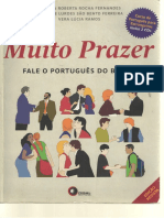LIVRO Muito Prazer Fale o Português Do Brasil