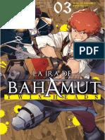 La ira de bahamut 3