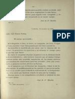 Cartas de San Martín