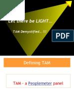 Defining TAM