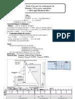 Calcul MS1 H=5.05m 150 MSfa.doc