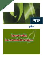 Amistar y su conexión fisiologica
