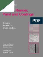 (Detail Practice) Alexander Reichel-Plaster, Render, Paint and Coatings-Birkhäuser Architecture (2005).pdf
