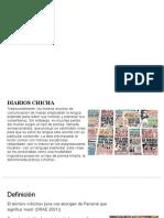 DEFINICION DISCURSO UTILIZADO