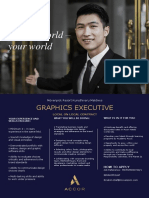 Flash Opportunity Graphics Executive