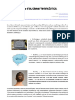 Marketing 3.0 e Industria farmacéutica