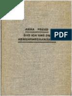 Freud, Anna 1936 Das Ich und die Abwehrmechanismen.pdf
