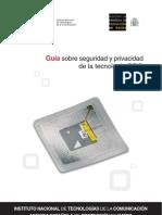 Guia sobre seguridad y privacidad de la tecnología RFID - INTECO