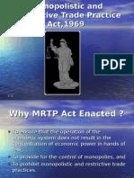 MRTP Act
