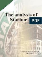 The_analysis_of_Starbucks