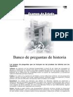 HISTORIA  (Banco) FORMEMOS Asesorías Académicas