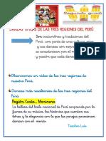 Danzas típicas tres regiones del Perú - 2º semana de julio.pdf