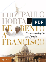 De Bento a Francisco - Luiz Paulo Horta.pdf · versão 1