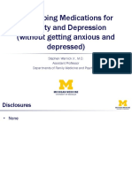 Warnick-Prescribing Meds for Anxiety and Depression Plenary