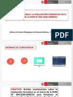 RVM 094 EVALUACIÓN DE LOS APRENDIZAJES FINAL -ROSARIO