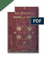 Libro reglamentario de Hechizos