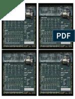 Panzer IV Datasheet