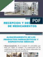 RECEPCION Y DESPACHO DE MEDICAMENTOS 3.pptx