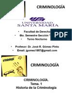 CRIMINOLOGÍA TEMA 1