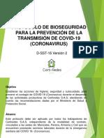 Presentación COVID-19 (CORONAVIRUS)