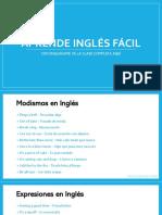 Aprende Ingles Facil