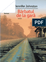 Barbatul de La Gara - Jennifer Johnston