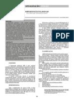 Hipertensão Pulmonar Artigo