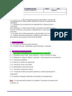 Procedimento de Hidrojato Rev1