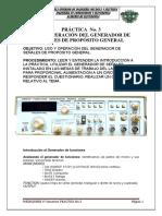 P_3 USO Y OPERACION DEL GENERADOR DE SEÑALES DE PROPOSITO GENERAL