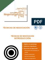 (S) 3.2.1 Negotiation Skills