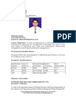 IILM Resume Format-Edited (Copy)