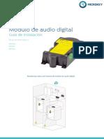 MU-791XXMK103-ES-Digital-Audio-Unit-Installation-Guide-V03-ES