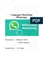 Marketing Whatsapp
