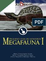 Pequeno Manal dos Monstros - Megafauna I (V.2018)