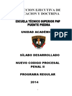 SILABO DEL NUEVO CODIGO PROCESAL PENAL II 2014 (1).docx