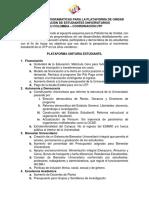 G- Propuestas programa para la PUES- Coord UTP